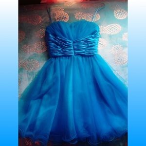 Blue Minnie Dress 💙